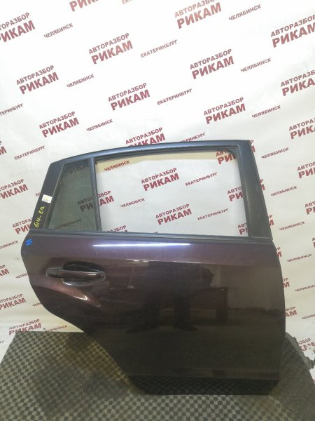 Дверь Subaru Xv GP7 FB20A 2013 задняя правая