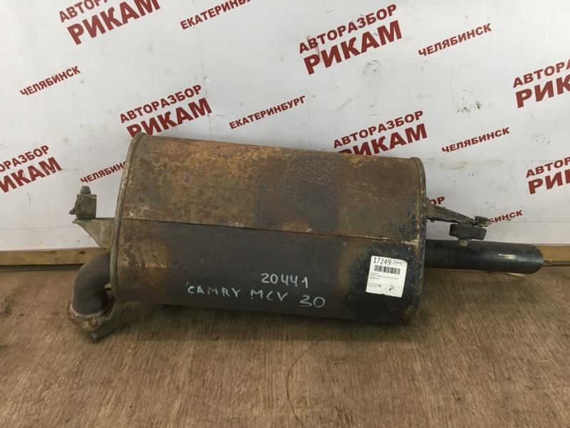 Глушитель Toyota Camry MCV30 1MZ-FE 2003