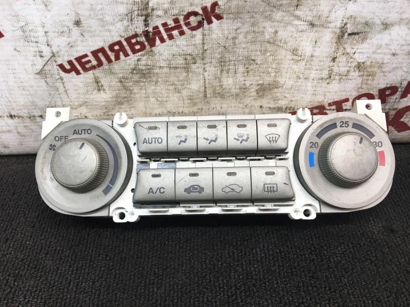 Блок климат-контроля Honda Stream RN1