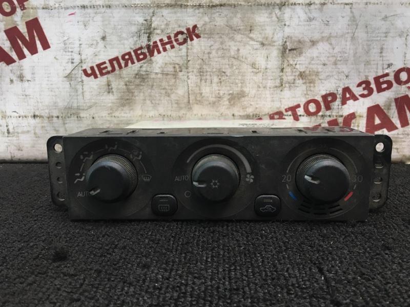 Блок климат-контроля Mitsubishi Rvr N71W