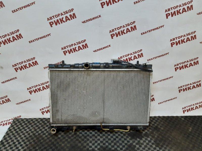 Радиатор охлаждения Hyundai Elantra XD G4GC 2006