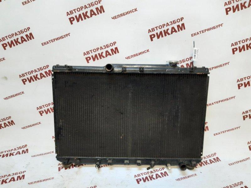 Радиатор охлаждения Toyota Camry SXV10 5S-FE 1993