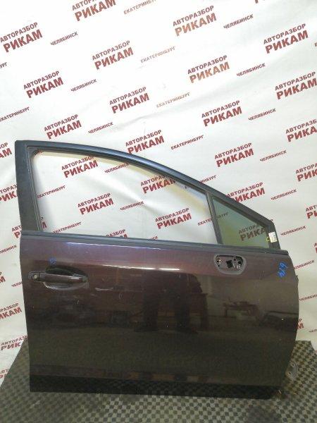 Дверь Subaru Xv GP7 FB20A 2013 передняя правая