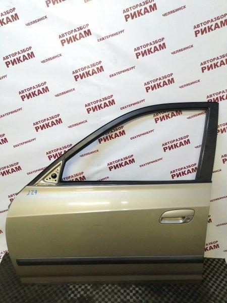 Дверь Hyundai Elantra XD G4GC 2006 передняя левая