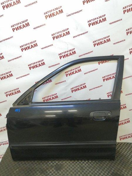 Дверь Mazda 323 BJ ZM-DE 2001 передняя левая