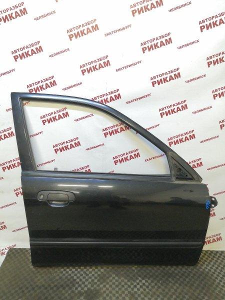 Дверь Mazda 323 BJ ZM-DE 2001 передняя правая