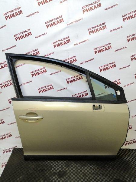 Дверь Citroen C4 LC EW10A 2007 передняя правая