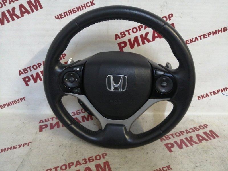 Руль Honda Civic FB2 R18Z1 2012