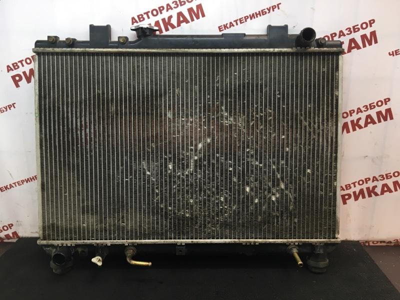 Радиатор охлаждения Toyota Town Ace Noah SR50 3S-FE 2000