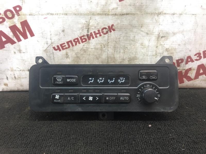 Блок климат-контроля Toyota Town Ace Noah SR50 3S-FE 2000