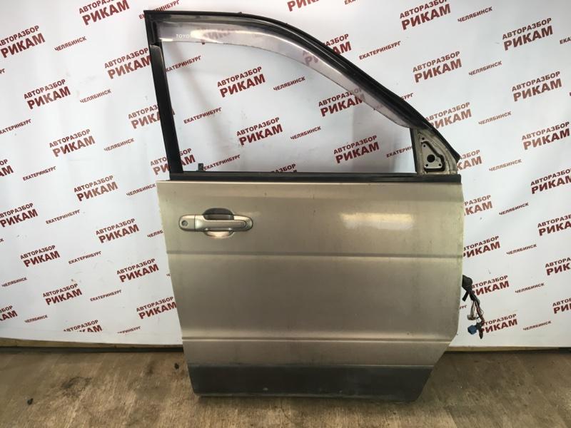 Дверь Toyota Town Ace Noah SR50 3S-FE 2000 передняя правая
