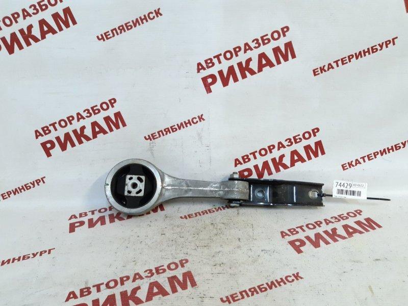 Подушка двс Audi A1 8X CAXA 2014 задняя