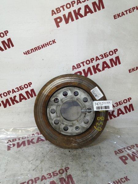 Диск тормозной Volkswagen Jetta 162 CAVD 2013 задний