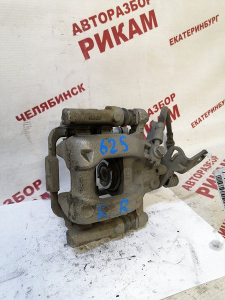 Суппорт тормозной Skoda Yeti 5L CFHC 2011 задний правый