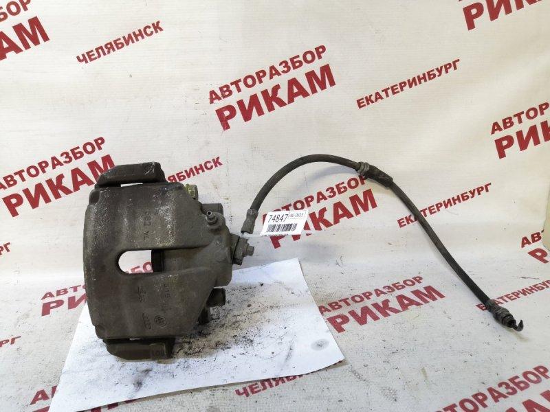 Суппорт тормозной Skoda Yeti 5L CFHC 2011 передний правый