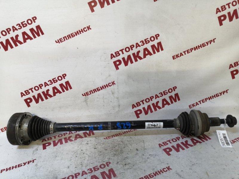 Привод Skoda Yeti 5L CFHC 2011 задний правый