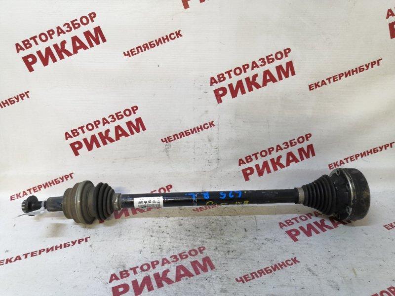 Привод Skoda Yeti 5L CFHC 2011 задний левый