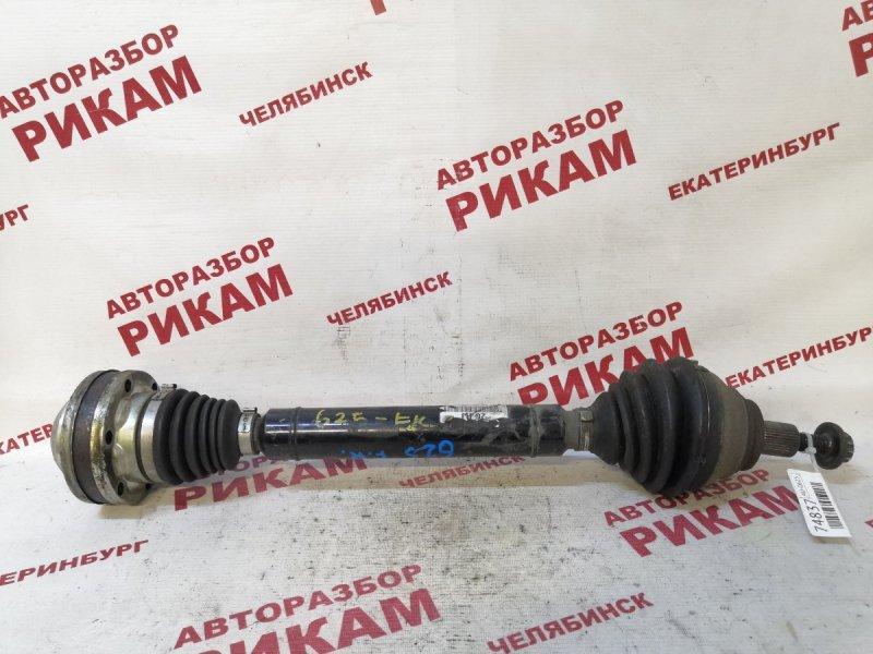 Привод Skoda Yeti 5L CFHC 2011 передний правый