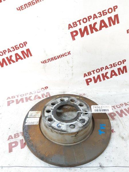 Диск тормозной Skoda Yeti 5L CFHC 2011 задний