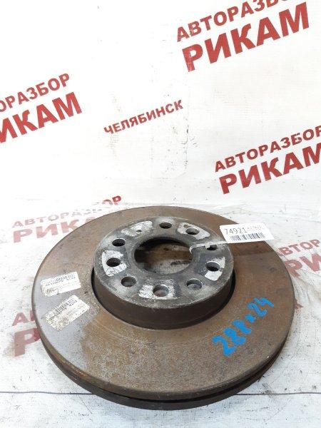 Диск тормозной Skoda Yeti 5L CFHC 2011 передний