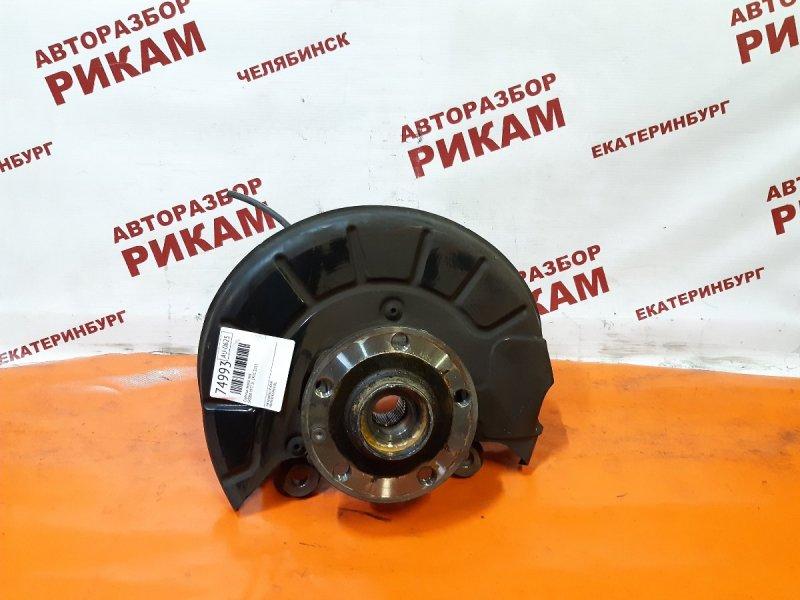 Ступица Skoda Yeti 5L CFHC 2011 передняя левая