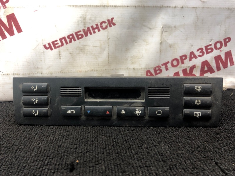 Блок климат-контроля Bmw 3-Series E46