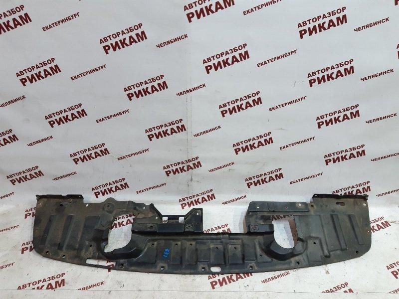 Защита двигателя Mitsubishi Lancer CY4A 4B11 2007 передняя