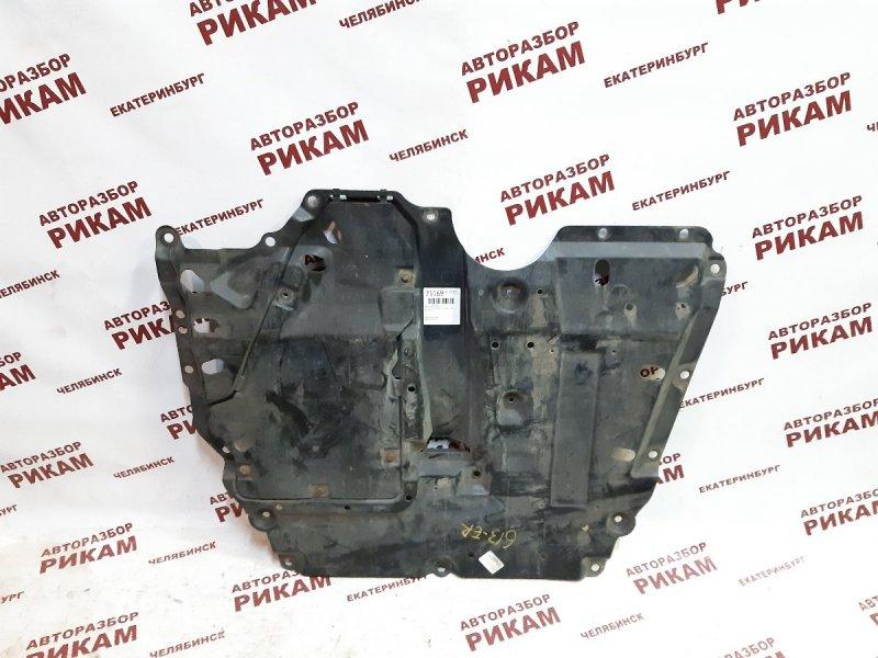 Защита двигателя Mitsubishi Lancer CY4A 4B11 2007