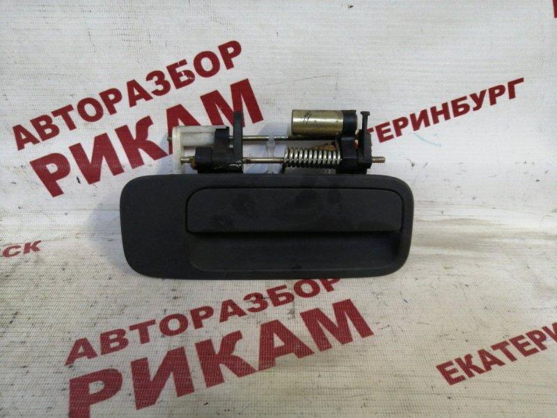 Ручка дверная Toyota Camry SXV20 5S-FE 1999 задняя правая