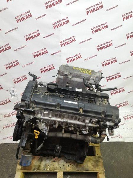 Двигатель Hyundai Elantra XD G4GC 2006