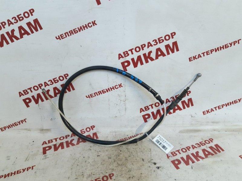 Трос ручника Skoda Yeti 5L CFHC 2011 задний левый