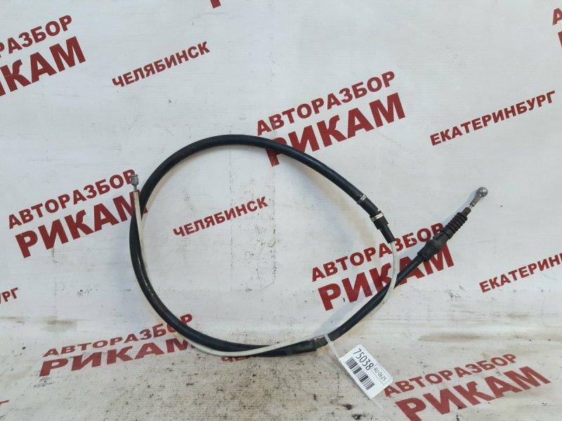 Трос ручника Skoda Yeti 5L CFHC 2011 задний правый