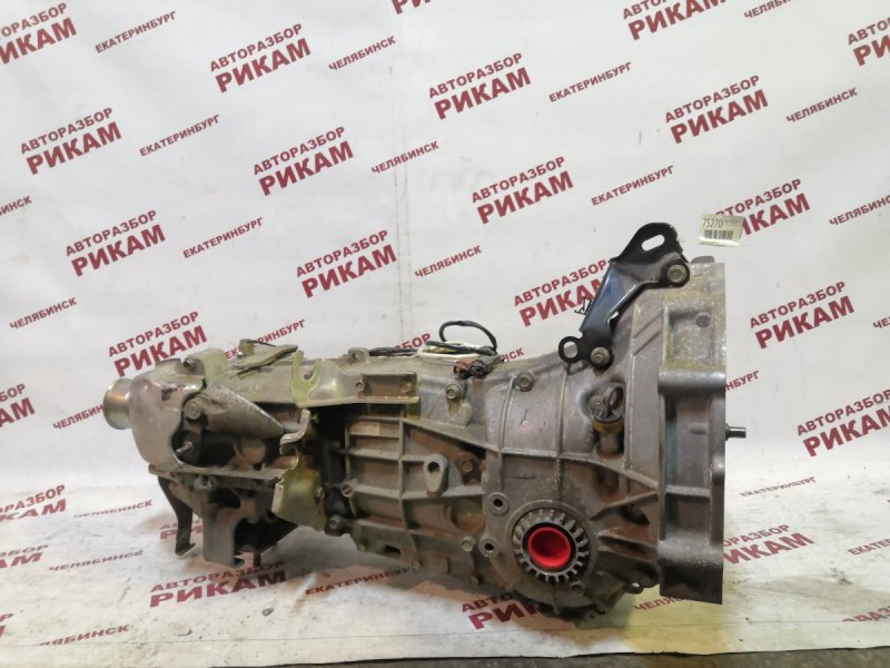 Механическая кпп Subaru Xv GP7 FB20A 2013