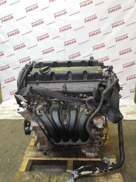 Двигатель Citroen C4 LC EW10A 2007