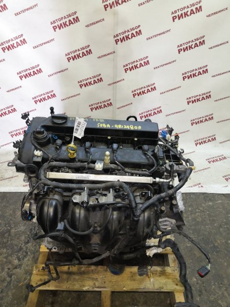 Двигатель Ford Mondeo BE SEBA 2009