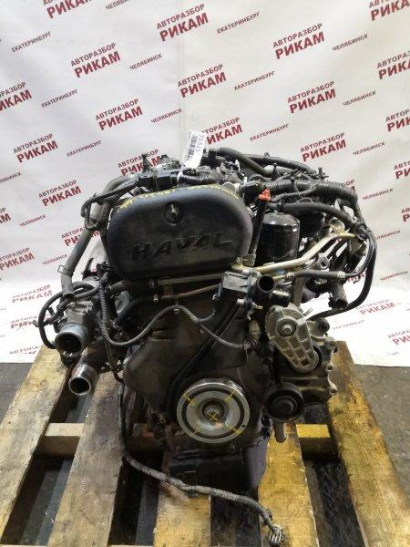 Двигатель Haval H9 GW4C20A 2018