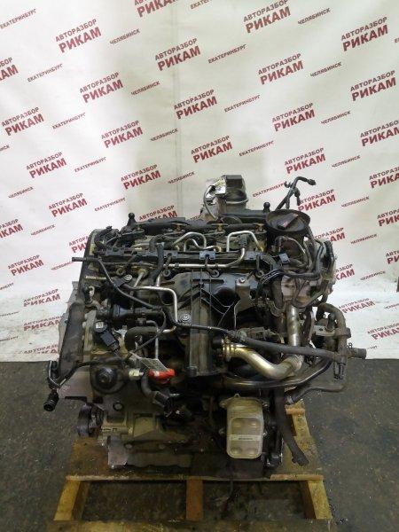 Двигатель Skoda Yeti 5L CFHC 2011