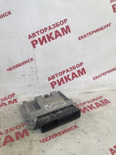 Блок управления Skoda Yeti 5L CFHC 2011