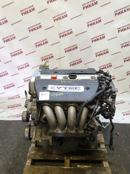 Двигатель Honda Cr-V RE7 K24Z1 2010