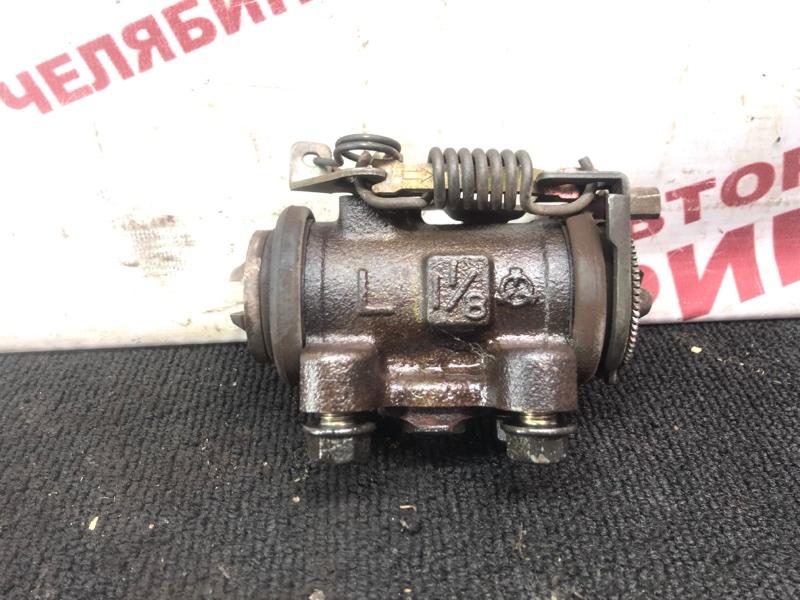 Рабочий тормозной цилиндр Mazda Titan WHF5T 4HG1 2005 задний левый