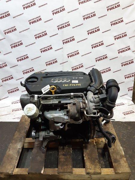 Двигатель Audi A1 8X CAXA 2014