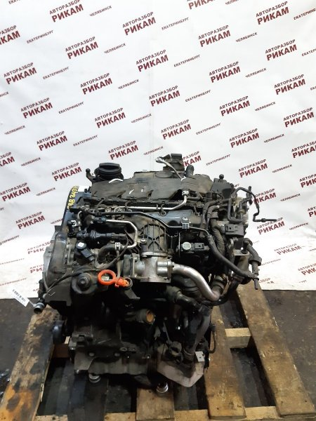 Двигатель Volkswagen Passat B6 3C2 CBBB 2010