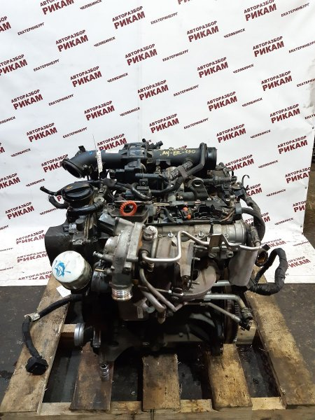 Двигатель Volkswagen Jetta 1K2 CAVD 2010