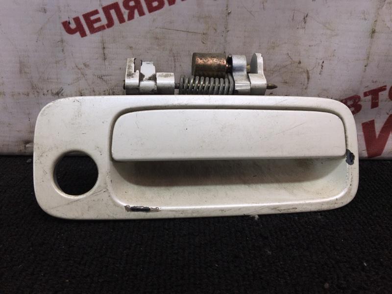 Ручка дверная Toyota Mark Ii Wagon Qualis MCV20 передняя правая