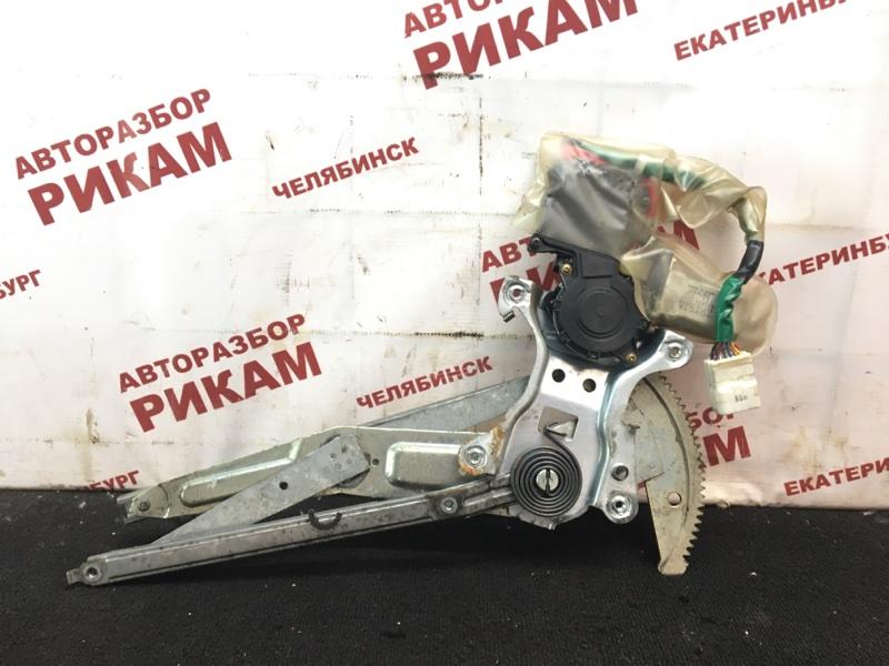 Стеклоподъемник Toyota Mark Ii Wagon Qualis MCV20 передний правый