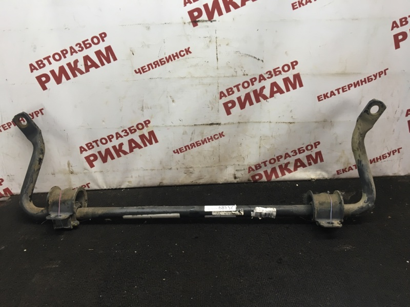 Стабилизатор Volvo V50 MW38 B5244S4 2009 задний