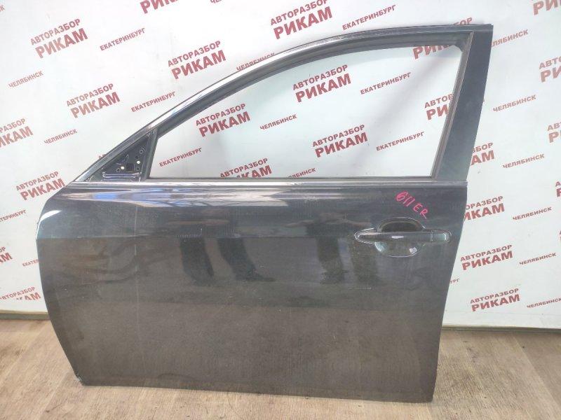 Дверь Toyota Camry ACV40 2AZ-FE 2011 передняя левая