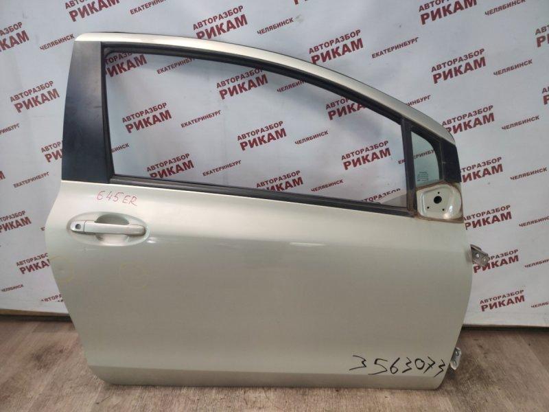 Дверь Toyota Yaris NCP90 2NZ-FE 2009 правая