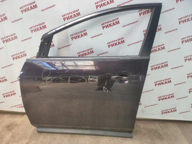 Дверь Mazda Cx-7 ER19 L5-VE 2010 передняя левая
