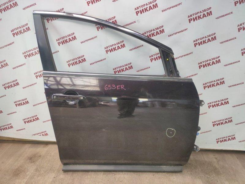 Дверь Mazda Cx-7 ER19 L5-VE 2010 передняя правая